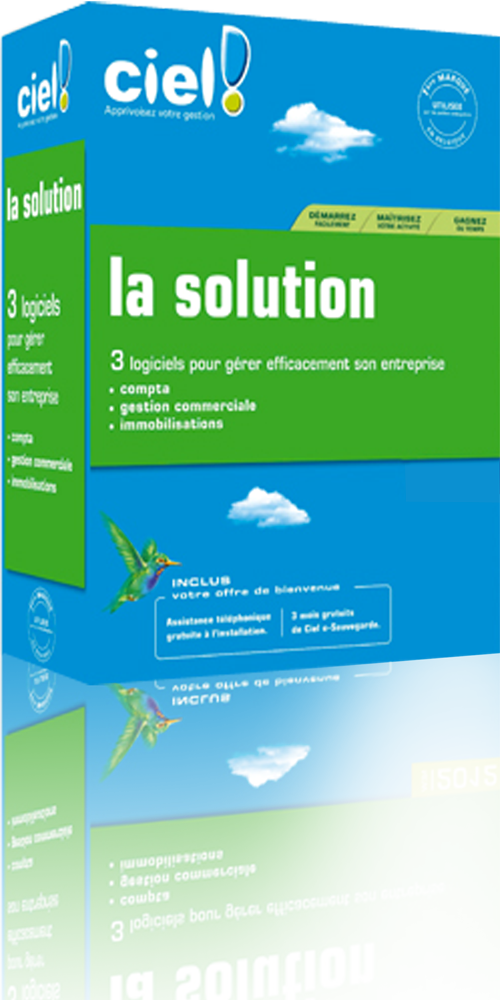 Solution Premium (Compta + Gestion)