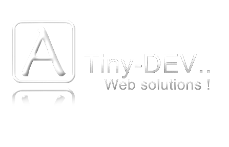 Powered by Tiny-DEV..